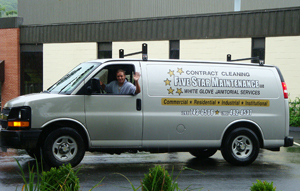 Five Star Mainentance - Janitorial services and supplies
